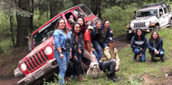 chicas 4x4 opt