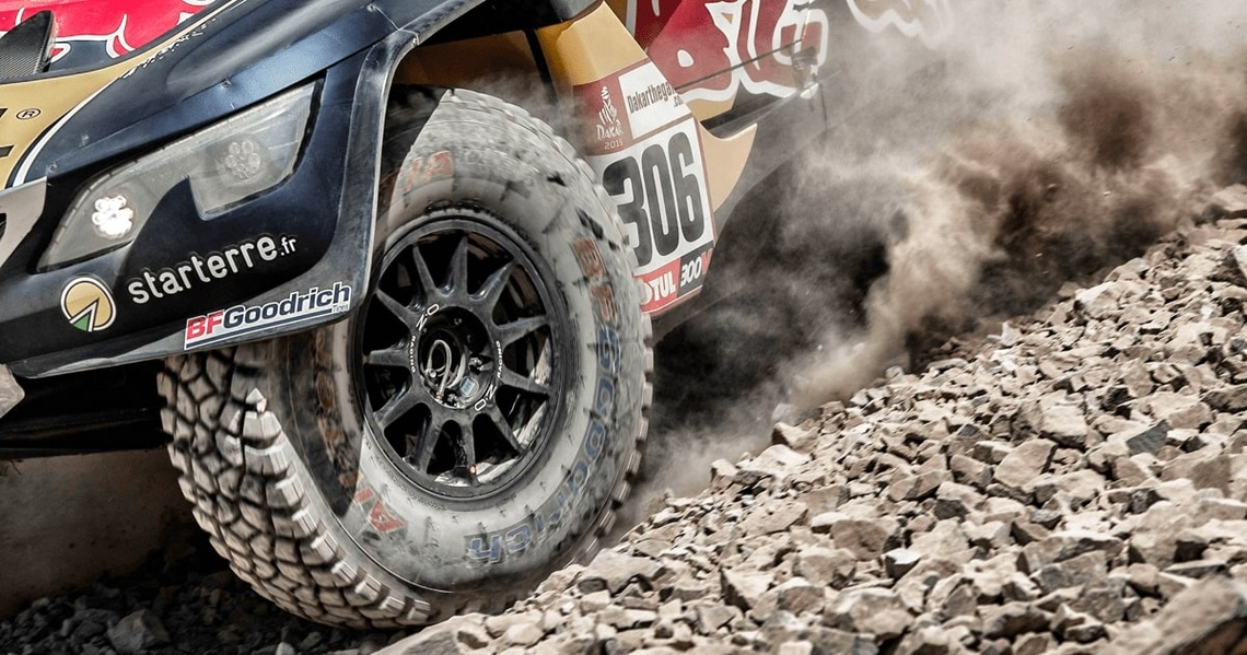BFGoodrich Tyres Official Website | Australia & New Zealand