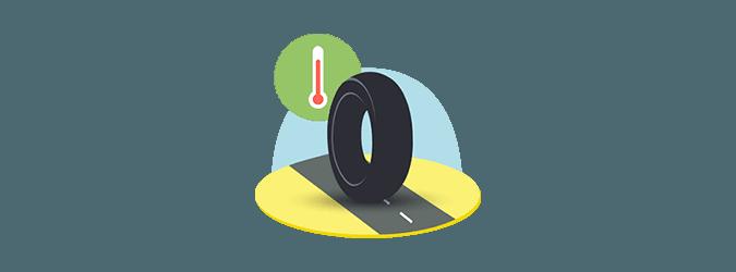 moto picto temperature tyres