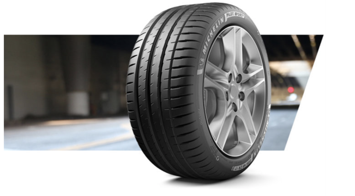car product card michelin pilot sport 4 tyres