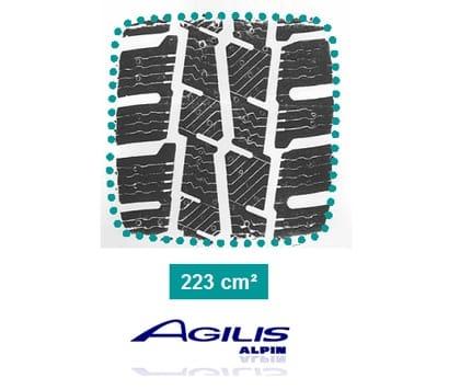 автомобильные инфографика agilis alp 2 раздел шины