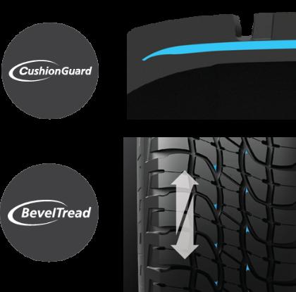 รถยนต์ edito ltx force suv tyre benefits 1 ยาง
