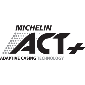 moto logo michelin adaptive casing technology tyres