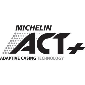 รถจ กรยานยนต โลโก michelin adaptive casing technology ยาง