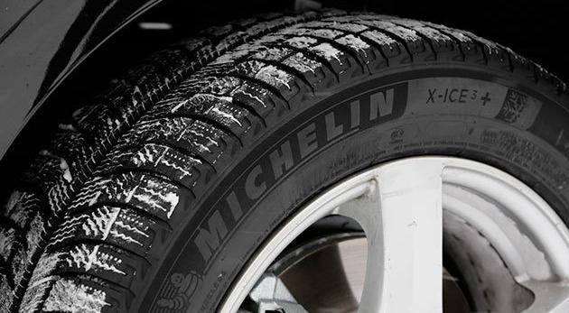 X-ice3+ タイヤ