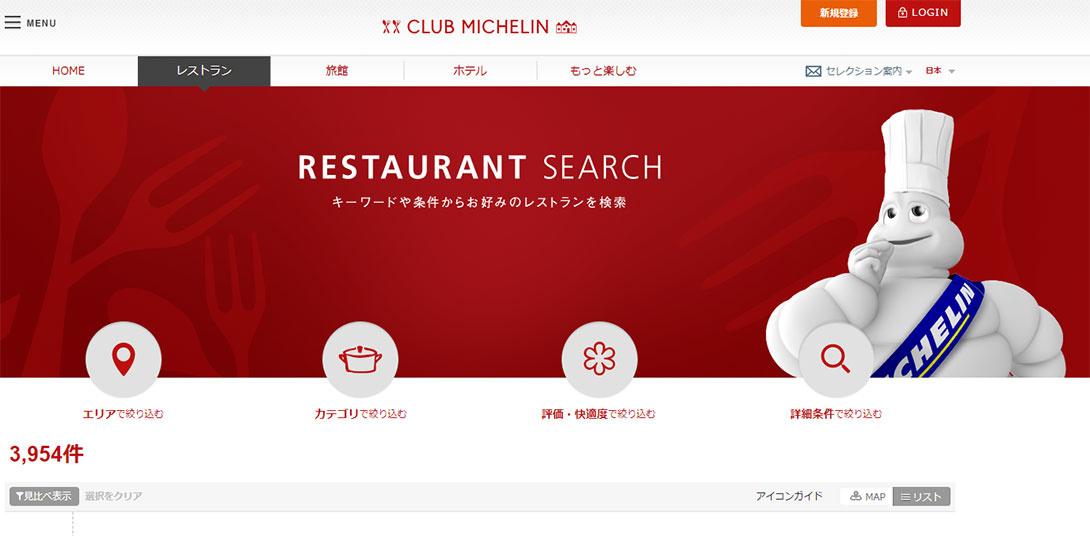 club michelin